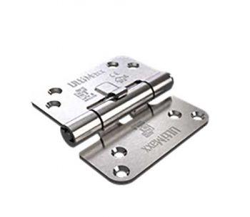 Ultimaxx glijlagerscharnier VH SKG** ROH   89X89X3MM, zonder dievenklauw, prijs per 50 stuks