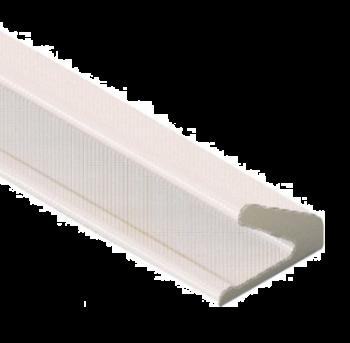 Tochtprofiel wit Q-Lon 3121 zelfklevend, rol a 7 meter